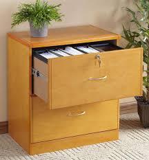 modern square white teak wood filing cabinet drawer two drawer