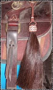 Shoo Hair large custom shoo fly shoofly hair tassel fly swisher horses