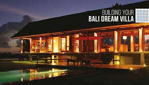 how to build your home how to build your bali dream villa the yak online