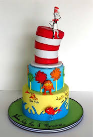 dr seuss birthday cakes i like this one dr seuss cake s birthday