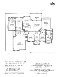 large 1 story house plans apartments 3 bedroom 2 bath 1 story house plans bedroom bath