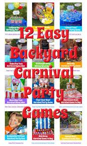 carnival birthday party free ideas carnival birthday party