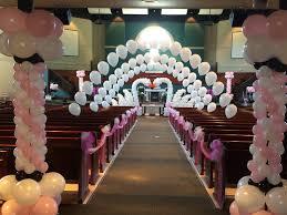 wedding decor u2013 dynamite magic u0026 balloons