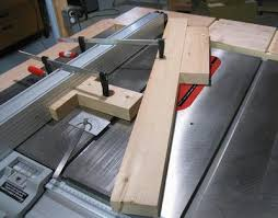 cutting angles on a table saw asymmetric cove cutting