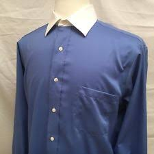 donald j trump french cuff classic fit dress shirts for men ebay