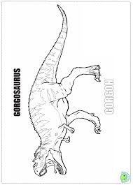 walking dinosaurs coloring dinokids org