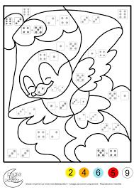 coloriage magique 192 dessins à imprimer et à colorier page 4