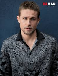 how to get thecharlie hunnam haircut charlie hunnan tells his tale of being king da man magazine