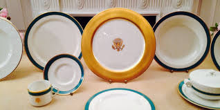 history of white house china patterns obama white house china