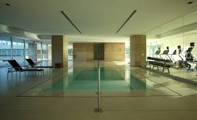 Indoor Pool Design Contemporary Indoor Swimming Pool Design Inspiration With Simple