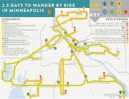 Light Rail Map Minneapolis 2 5 Days To Wander By Bike In Minneapolis U2014 Bikabout