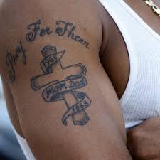 how to get a memorial tattoo u0026 matching cremation urn