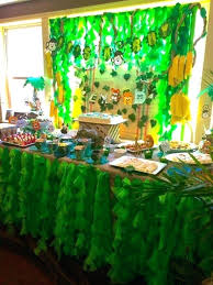 jungle theme decorations deco theme jungle safari jungle themed birthday party jungle