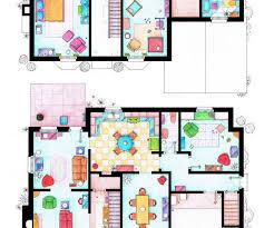 tv show apartment floor plans 10 of our favorite tv shows home apartment floor plans