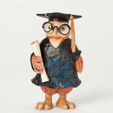 graduation owl jim shore graduation owl figurine