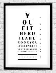 the dark knight u0027hero villain u0027 batman film quote eye chart