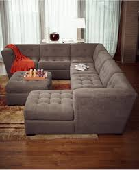 slipcover sectional sofa with chaise furniture amazing impressive blue slipcovered sectional sofa with
