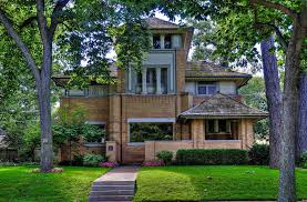 Frank Lloyd Wright Houses Chicago Map by Luxurious Historic Landmark 1897 Frank Lloyd Wright Home Near