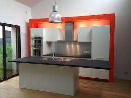 Cuisine Contemporaine Avec Ilot Central by Indogate Com Decoration Cuisine Style Provencale
