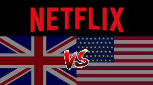 Flag Of The Uk America Does Not Have Twice As Much Netflix Content As The Uk