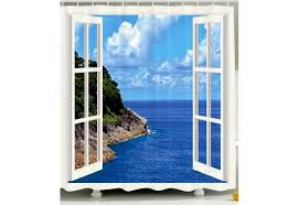 Sea Themed Shower Curtains Themed Shower Curtains Free Home Decor