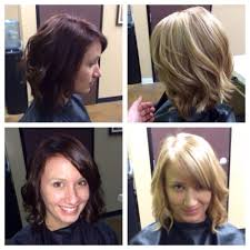 beautiful color balayage and haircut u0026 style done by sabrina