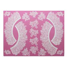 cake lace cake lace victoriana 3d large lace cupcake wrapper mat cake