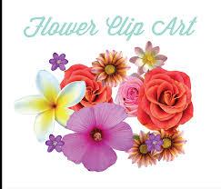 June Flowers - june flower clipart 75