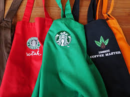 Print On Aprons Why Starbucks Has Different Apron Colors Business Insider