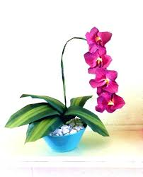 origami orchid tutorial origami orchid artwork orchid origami orchid flower salmaun me