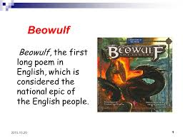 themes of beowulf poem beowulf beowulf the first long poem in english which is considered