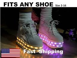 light up shoes size 4 mens shoes light up your shoes any size 7 8 9 10 11 12 13 14 15