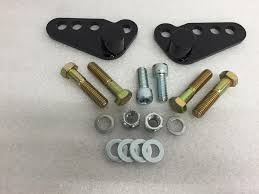 adjustable lowering kit for harley touring 2002 2013 1