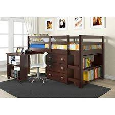 Loft Bed With Desk EBay - Twin bunk beds with desk
