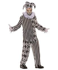 Scary Clown Halloween Costumes Men Humorous Clown Costumes Adults U0026 Size Costumes Funny