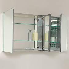 Lockable Medicine Cabinet Nz by Three Door Medicine Cabinet Mirrored Oxnardfilmfest Com