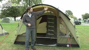 robens cabin www simplyhike co uk youtube