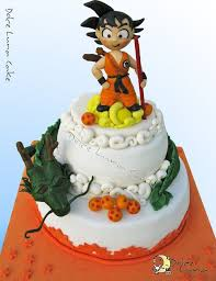dragon ball cake dolcelunacake cakesdecor cake