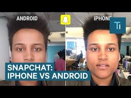 snapchat for android why snapchat looks terrible on android phones
