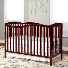 Graco Stanton Convertible Crib Classic Cherry by Crib Into Daybed Creative Ideas Of Baby Cribs