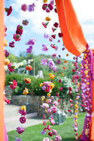 hindu wedding decoration bold bright pinterest hindu