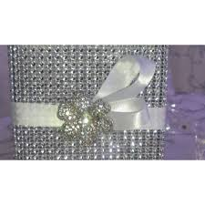 bling ribbon sale bling wedding centerpiece and satin ribbon with rhinestone