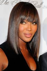 10 new black hairstyles with bangs straight hairstyles short