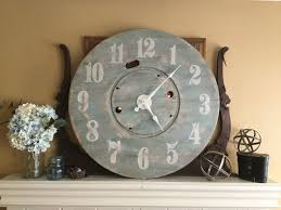 Best 25 Large Wall Clocks Best 25 Beach Style Wall Clocks Ideas On Pinterest Beach Style