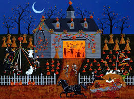 halloween background wide halloween tag wallpapers crypt scene candles halloween creative