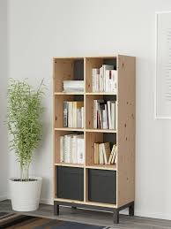 pine bookcase ikea farmhouse style popsugar home photo 15