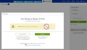 we u0027ll help print your template avery com