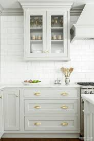 Gold Kitchen Cabinets Brushed Gold Cabinet Hardware Remodel Ideas Best 25 Gold Kitchen