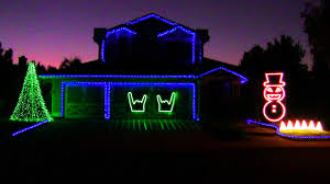 slayer christmas lights 2011 hd lightorama youtube
