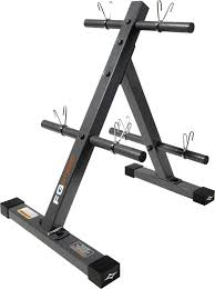 fitness gear standard plate tree u0027s sporting goods